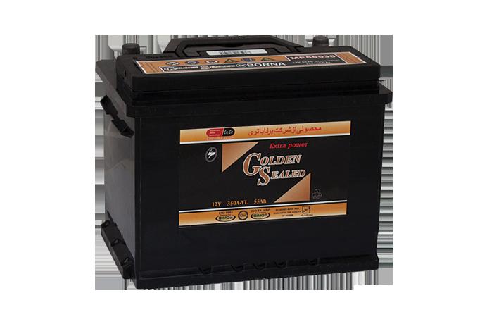 محصولات برنا باتری